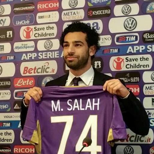 Chelsea's Mohamed Salah Scores Twice as Fiorentina Beat Juventus