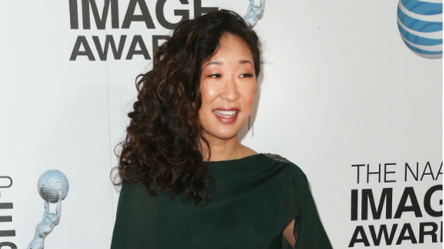 Sandra Oh Becomes First Asian Woman Nominated for Emmy in Lead Role