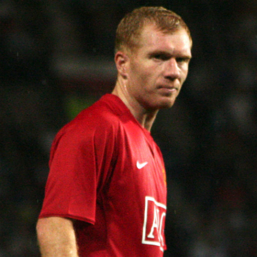 Enjoy the Beauty of Liverpool Fans Serenading Paul Scholes