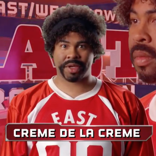 """<i>Key & Peele</i> Reveal """"East/West Bowl Pro Edition"""" With NFL Guest Stars"""