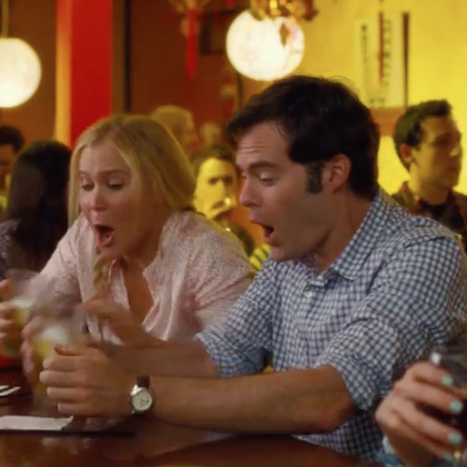 Watch First Trailer For Amy Schumer And Judd Apatow's <i>Trainwreck</i>