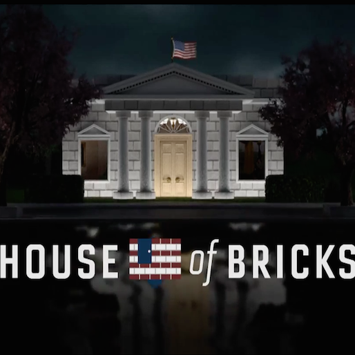 Frank Underwolf Takes Over <i>Sesame Street</i> In <i>House of Cards</i> Parody