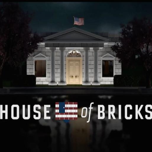 Frank Underwolf Takes Over <i>Sesame Street</i> In <i>House of Cards</i> Parody