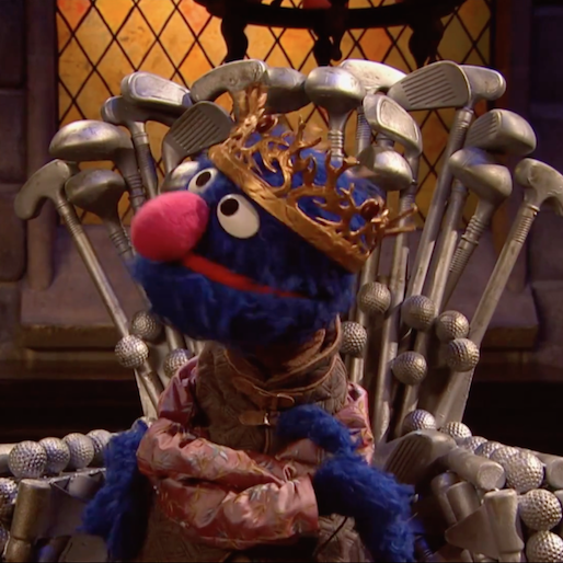 "Watch <i>Sesame Street</i>'s Parody of <i>Game of Thrones</i> in ""Game of Chairs"""