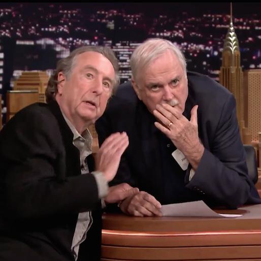 Watch Monty Python Take Over <i>The Tonight Show Starring Jimmy Fallon</i>