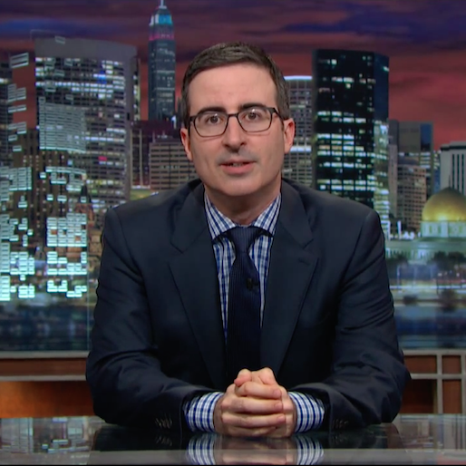 John Oliver Teaches You About The Flaws With Standardized Testing on <i>Last Week Tonight</i>