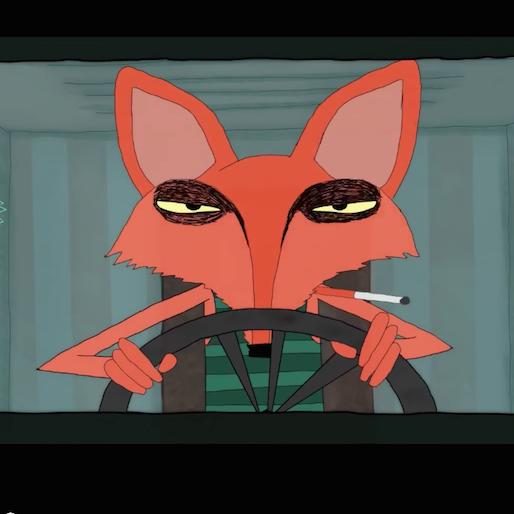"Watch Courtney Barnett's Animated Music Video for ""Dead Fox"""