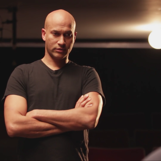 "Keegan-Michael Key Parodies <i>Whiplash</i> In Bhi Bhiman's Music Video for ""Moving to Brussels"""