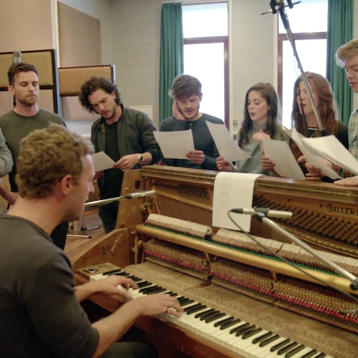 Watch The Full 12-Minute Video of <i>Game of Thrones: The Musical</i> Written by Coldplay for NBC's Red Nose Day