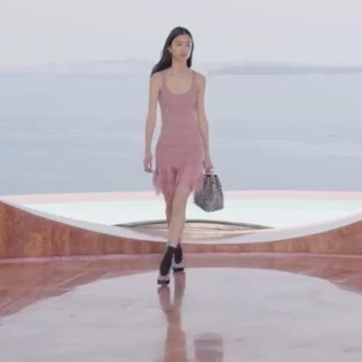 Pixie Minis Run Amok at Dior Resort 2016