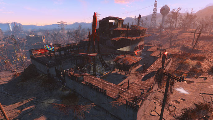 The Top 10 Fallout 4 Settlement Mods :: Games :: Fallout 4 :: Paste
