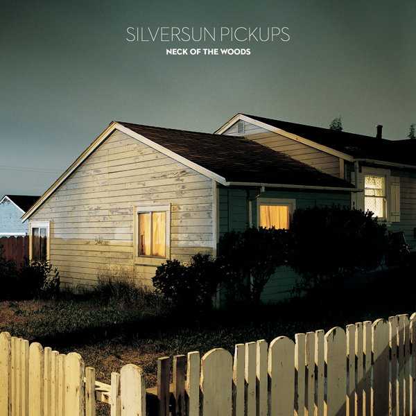Silversun Pickups: <i>Neck of the Woods</i>