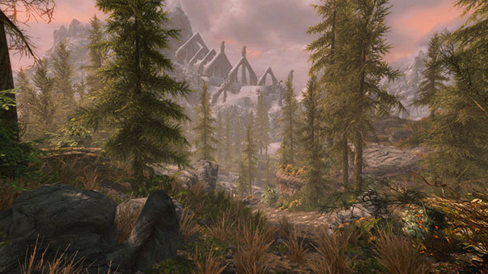 Skyrim VR and the Fallacy of Immersion in Game Design