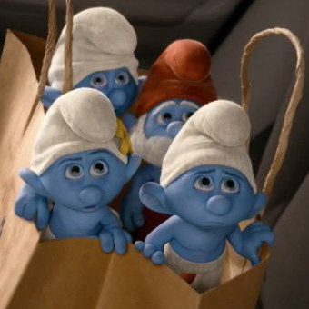 <i>The Smurfs 2</i>