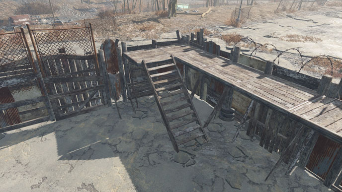 The Top 10 Fallout 4 Settlement Mods - Paste