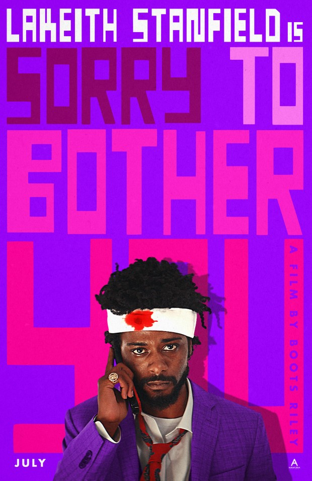 watch the hysterical trailer for boots riley u2019s new movie