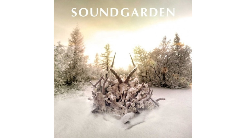 Soundgarden: &lt;i&gt;King Animal&lt;/i&gt;