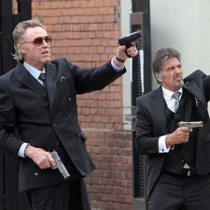 Christopher Walken On Board For Clint Eastwood S Jersey