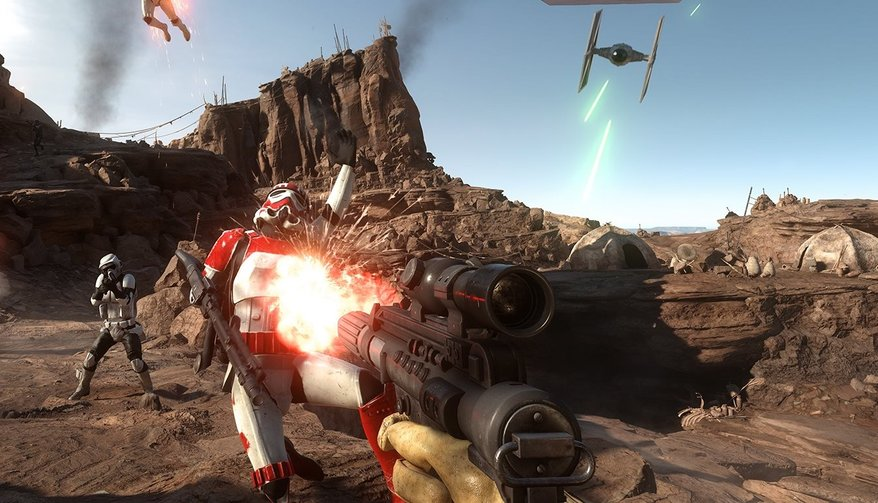 10 Things We'd Like To See In Star Wars: Battlefront :: Games ...