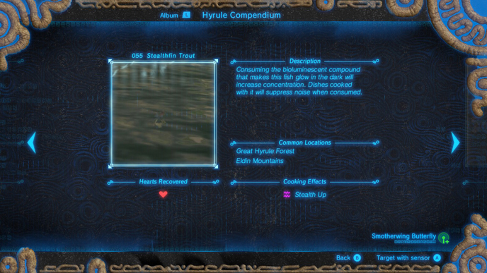 The 10 Most Valuable Ingredients In Breath Of The Wild And Where To Find Them Paste