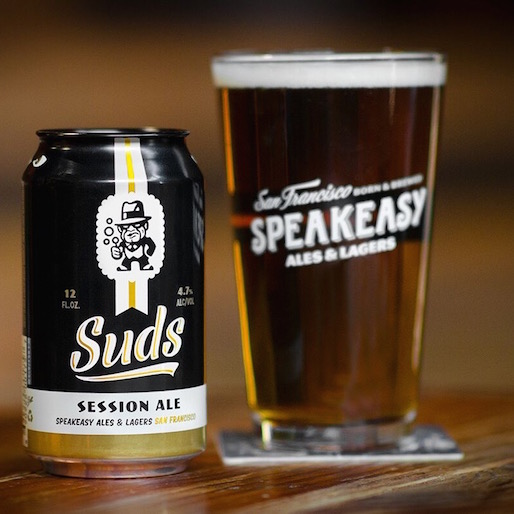 Speakeasy Suds Session Ale Review