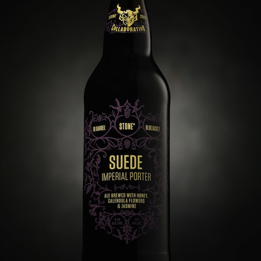 Stone Brewing's Suede Imperial Porter Review