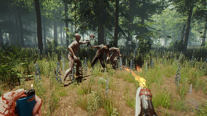 Is There Life After Early Access? Revisiting The Forest :: Games