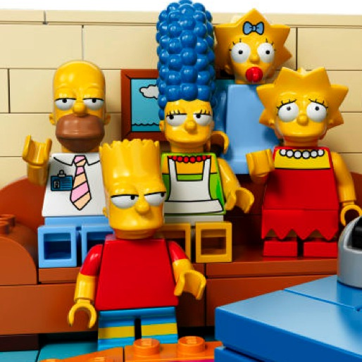 "<i>The Simpsons</i>: ""Brick Like Me"""