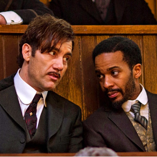 "<i>The Knick</i> Review: ""Crutchfield"""