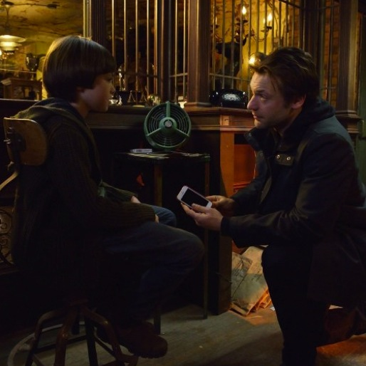 """<i>The Strain</i> Review: """"Loved Ones"""""""
