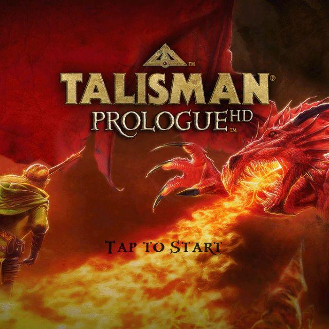 <em>Talisman: Prologue</em> (Multi-Platform)