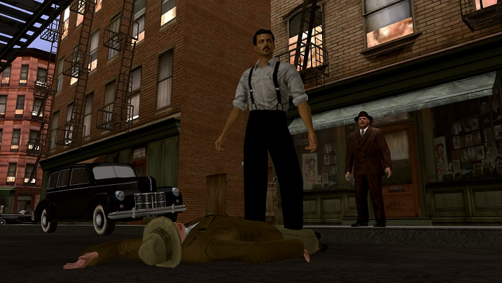top gangster games