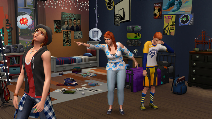 The Sims 4 Is Exactly Like Real Life and That's Why It Sucks