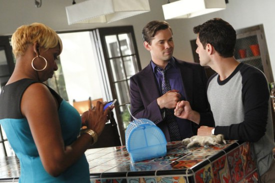 """<i>The New Normal</i> Review: """"The Godparent Trap"""" (Episode 1.07)"""