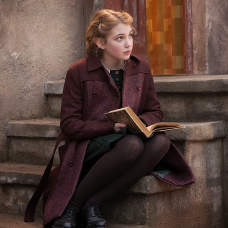 <i>The Book Thief</i>
