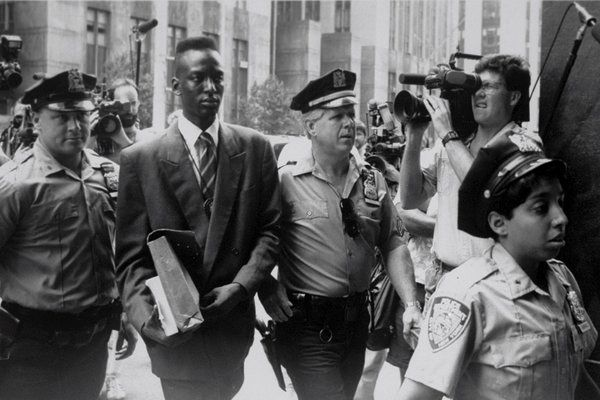 <i>The Central Park Five</i>