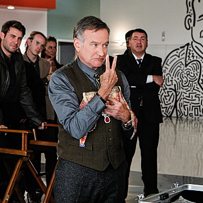 "<i>The Crazy Ones</i> Review: ""Models Love Magic"" (Episode 1.10)"