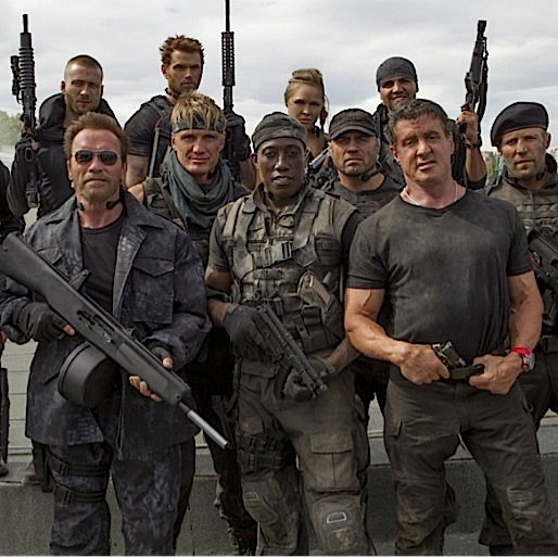 <i>The Expendables 3</i>