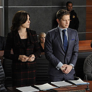 """<i>The Good Wife</i> Review: """"Goliath and David"""" (Episode 5.11)"""