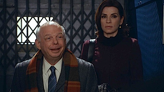 "<i>The Good Wife</i> Review: ""Parallel Construction, Bitches"""