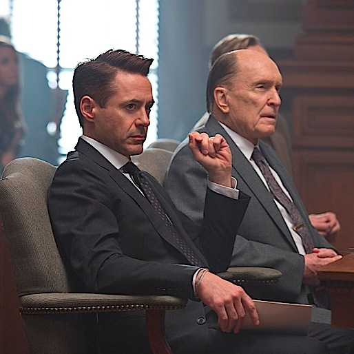 <i>The Judge</i> (2014 TIFF review)