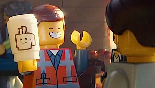 <i>The LEGO Movie</i>