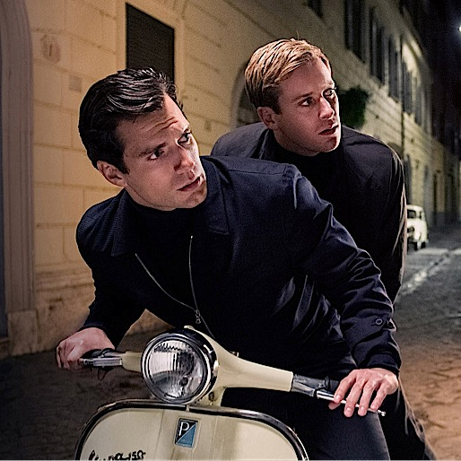 <i>The Man From U.N.C.L.E.</i>