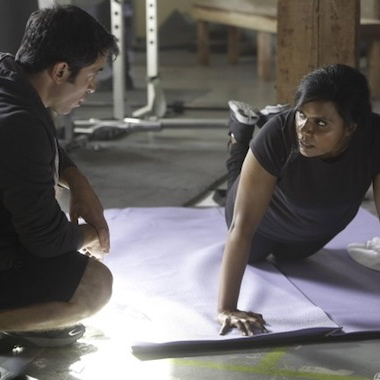 """<i>The Mindy Project</i> Review: """"Danny Castellano Is My Personal Trainer"""" (Episode 2.12)"""