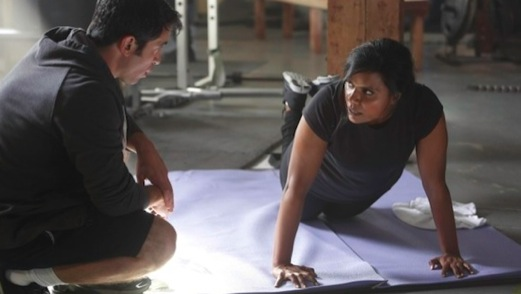 "<i>The Mindy Project</i> Review: ""Danny Castellano Is My Personal Trainer"" (Episode 2.12)"