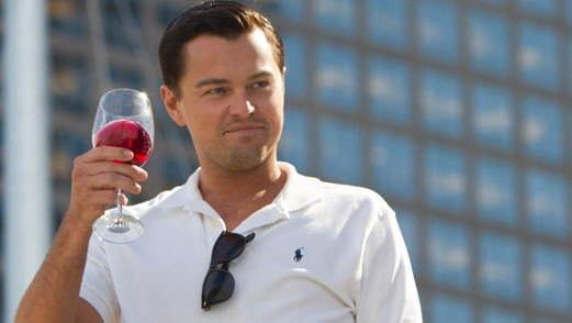 <i>The Wolf of Wall Street</i>