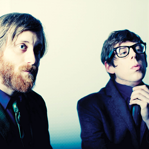 The Black Keys' Patrick Carney Slams Spotify, U2