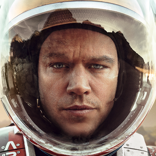 Sci-Fi Thriller <i>The Martian</i> Releases Official Trailer