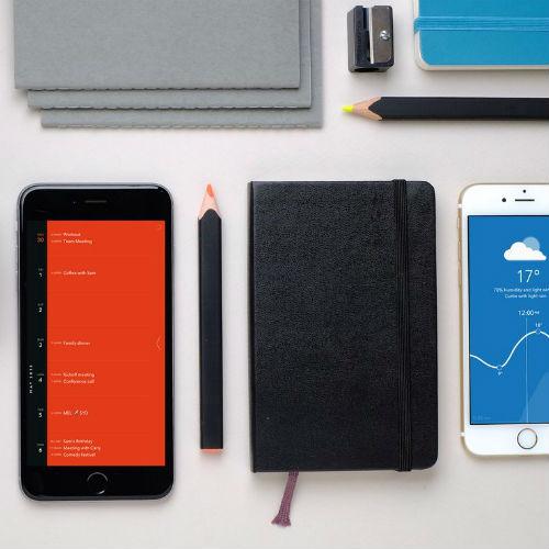 Moleskine Timepage (iOS) App Review: Digital Papers
