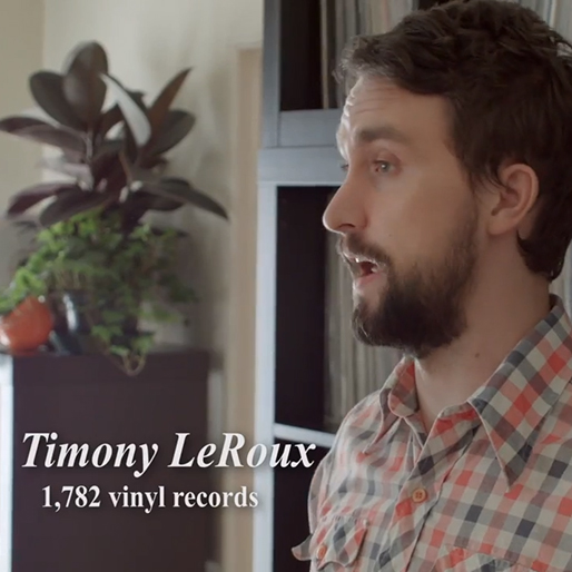 Comedian Accurately Impersonates Your Record Collector Friends